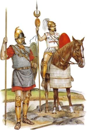 Cartagineses.